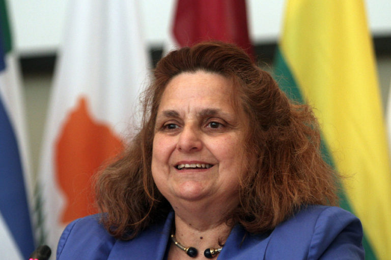 Άννα Ζαΐρη: Η νέα επικεφαλής της Αρχής για το ξέπλυμα βρόμικου χρήματος | Newsit.gr