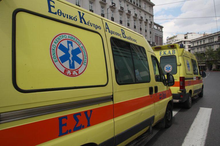 Με αίμα βάφτηκε η άσφαλτος στη Σητεία | Newsit.gr