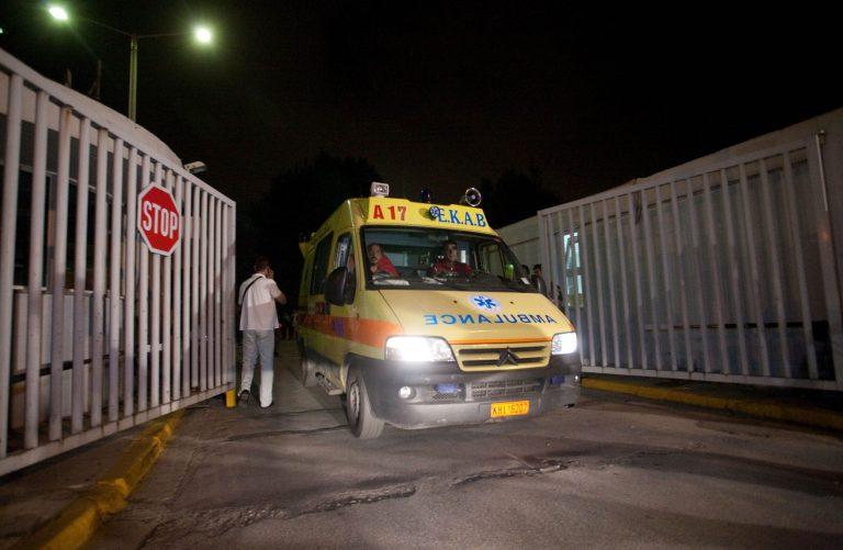 Χανιά: Ξεψύχησε στο ασθενοφόρο!   Newsit.gr