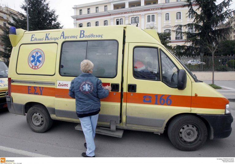 Κόρινθος: Έπεσε από τον τέταρτο όροφο και σώθηκε! | Newsit.gr