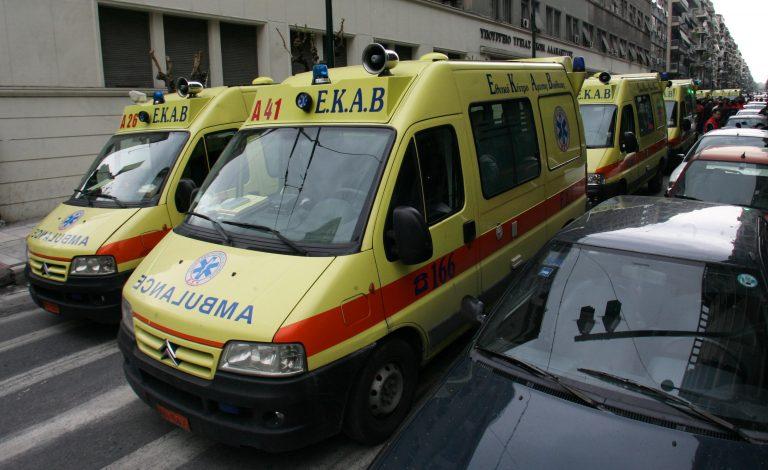 ΕΚΑΒ: Σταμάτησαν τις διακομιδές νεφροπαθών στη Θεσσαλονίκη   Newsit.gr
