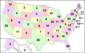 Αμερικάνικες εκλογές 2016: LIVE τα αποτελέσματα