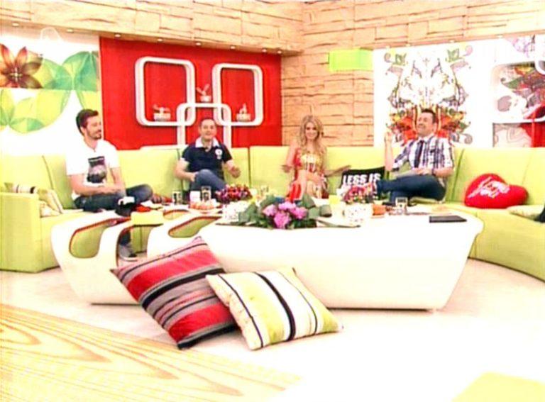 Η εκπομπή βγήκε νωρίτερα αλλά η Ναταλία… απουσίαζε | Newsit.gr