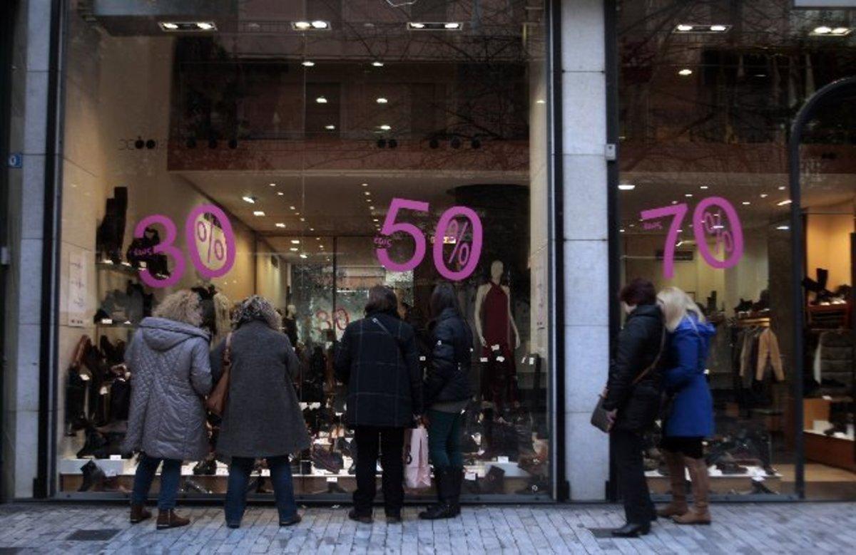 Κυριακή ανοιχτά καταστήματα με χειμερινές εκπτώσεις 2017 | Newsit.gr