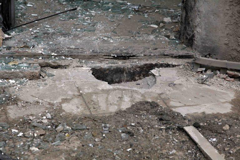 Θεσσαλονίκη: Έκρηξη σε στέκι Νεολαίας ερευνά η Αντιτρομοκρατική | Newsit.gr
