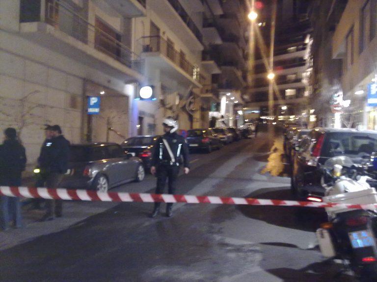 Εξερράγη εμπρηστικός μηχανισμός με γκαζάκια στο κέντρο | Newsit.gr