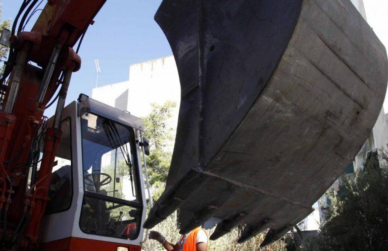 Κοζάνη: Έκλεψε πετρέλαιο από… εκσκαφέα | Newsit.gr