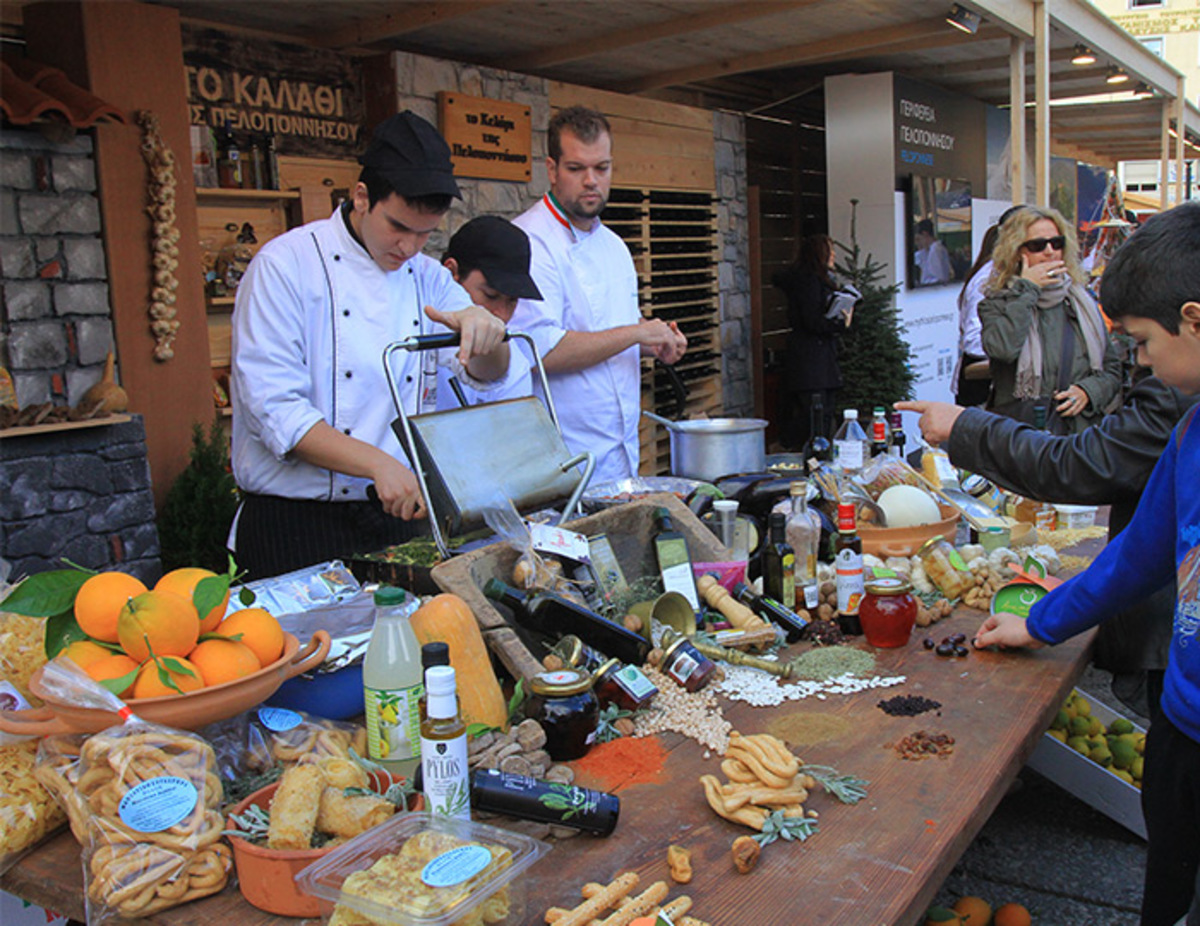 «Ελλάδος Γεύση»: Από τις 18 έως τις 21 Μαϊου στο Περιστέρι | Newsit.gr