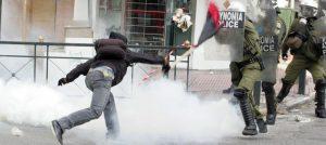 """Γρηγορόπουλος: """"Αστακός"""" η Αθήνα για τη μαύρη επέτειο"""