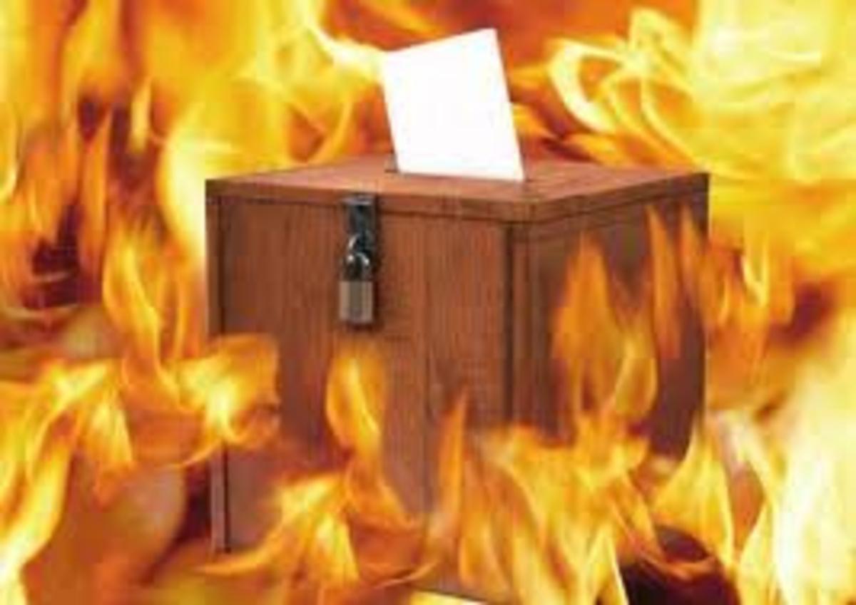 Φωτιά» στο δρόμο προς τις κάλπες – Όλοι εναντίον όλων με άκρως επιθετικές δηλώσεις   Newsit.gr