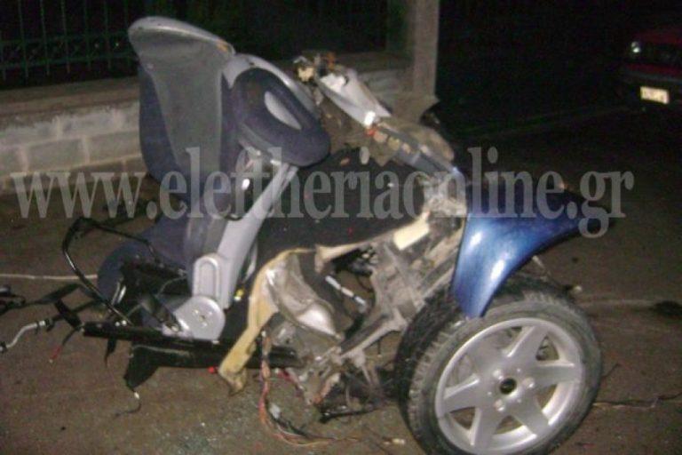 Μεσσηνία: Χαροπαλεύει 19χρονη που τραυματίστηκε σε τροχαίο! | Newsit.gr