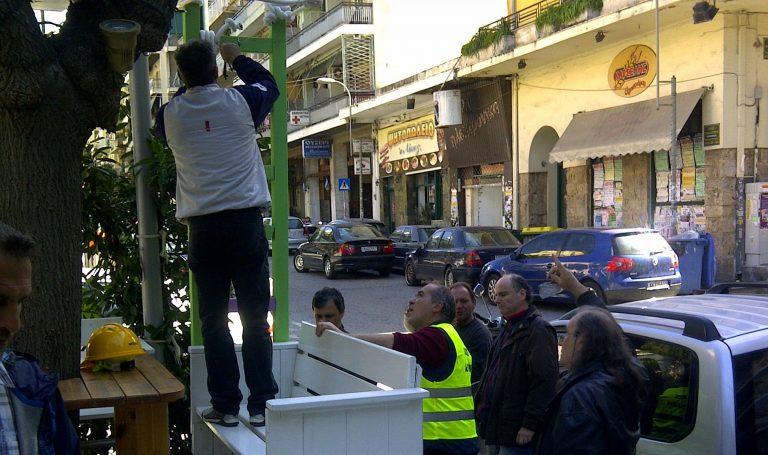 Έλεγχοι κλιμακίων του δήμου Αθηνάιων σε καταστήματα και δημόσιους χώρους | Newsit.gr
