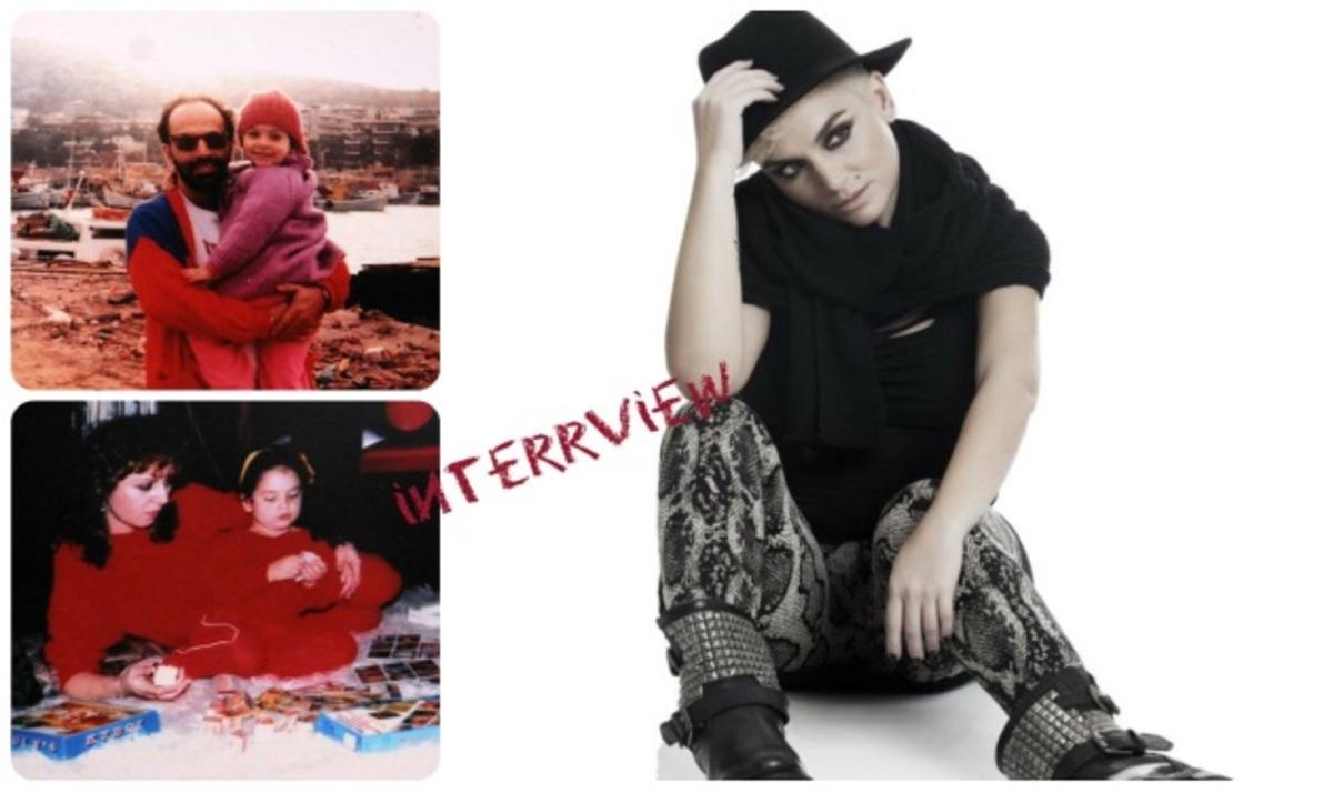 Ε. Ζουγανέλη στο TLIFE: Το παιδικό της album και όσα μας λέει για τον έρωτα, τις αλλαγές στα μαλλιά, τα τατουάζ και τους γονείς της! | Newsit.gr