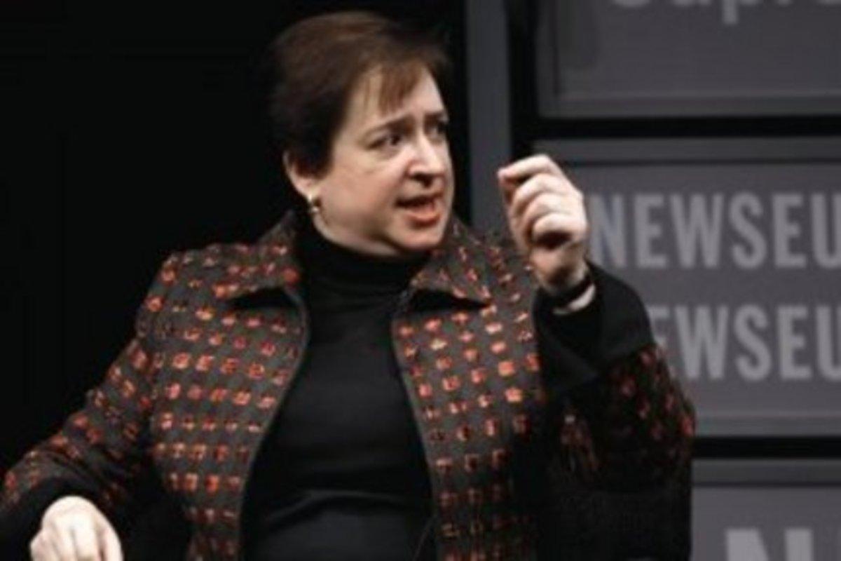 Η Έλενα Κέιγκαν στο Ανώτατο Δικαστήριο των ΗΠΑ | Newsit.gr