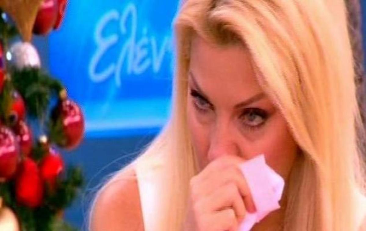 Η Ελένη δεν άντεξε και ξέσπασε σε κλάματα! | Newsit.gr