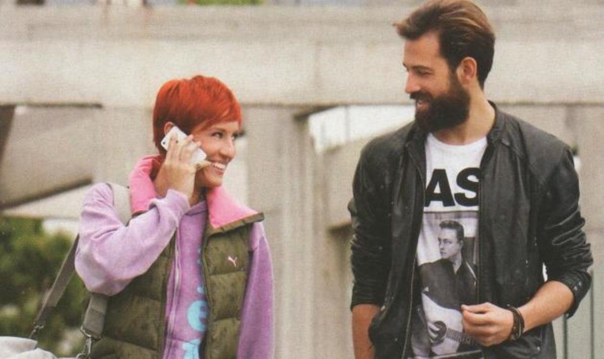 Ε. Μελέτη: Βόλτα με τον νέο της φίλο! Δες φωτογραφίες   Newsit.gr