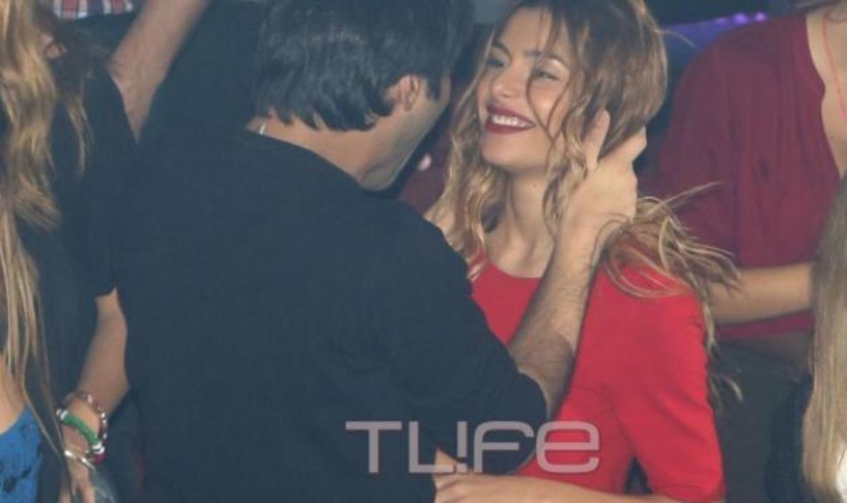 Eλ. Ελευθερίου: Καυτά φιλιά με τον Ανδρέα Γεωργίου – Οι λεπτομέρειες του έρωτά τους στο TLIFE   Newsit.gr