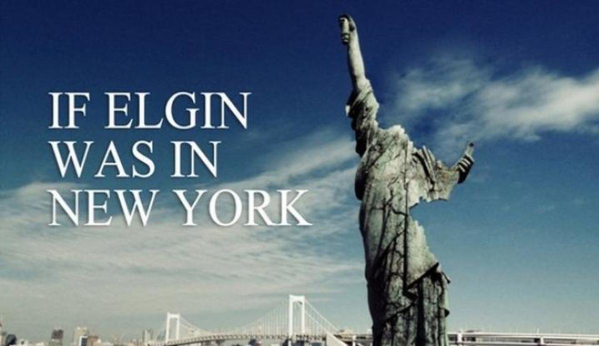 Αν ο Έλγιν δεν κατέστρεφε μόνο τον Παρθενώνα…   Newsit.gr