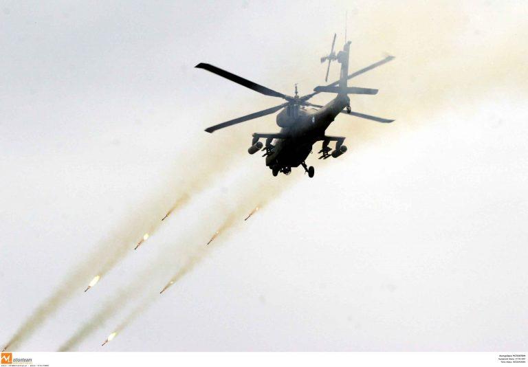 Δώδεκα νέα επιθετικά ελικόπτερα στη δύναμη αεροπορίας | Newsit.gr