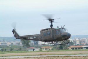 «Έμεινε» το ελικόπτερο του Αρχηγού ΓΕΣ στην Δονούσα – Τί συνέβη;