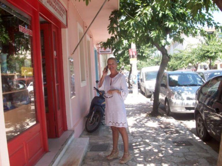 Η Ελίζα Βόζενμπερκ είναι ερωτευμένη… με την Κεφαλονιά! | Newsit.gr