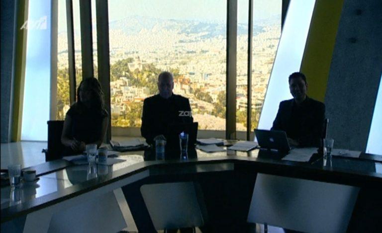 Στο σκοτάδι το Καλημέρα Ελλάδα! Ζήτησε ο Γιώργος Παπαδάκης να σβήσουν όλα τα φώτα! | Newsit.gr