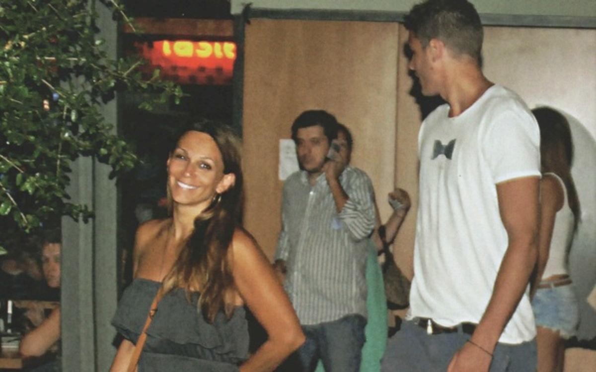 Γ. Μπόγρης – Ε. Κοκκίνου: Διασκέδασαν στην Δ. Βανδή! Βίντεο   Newsit.gr