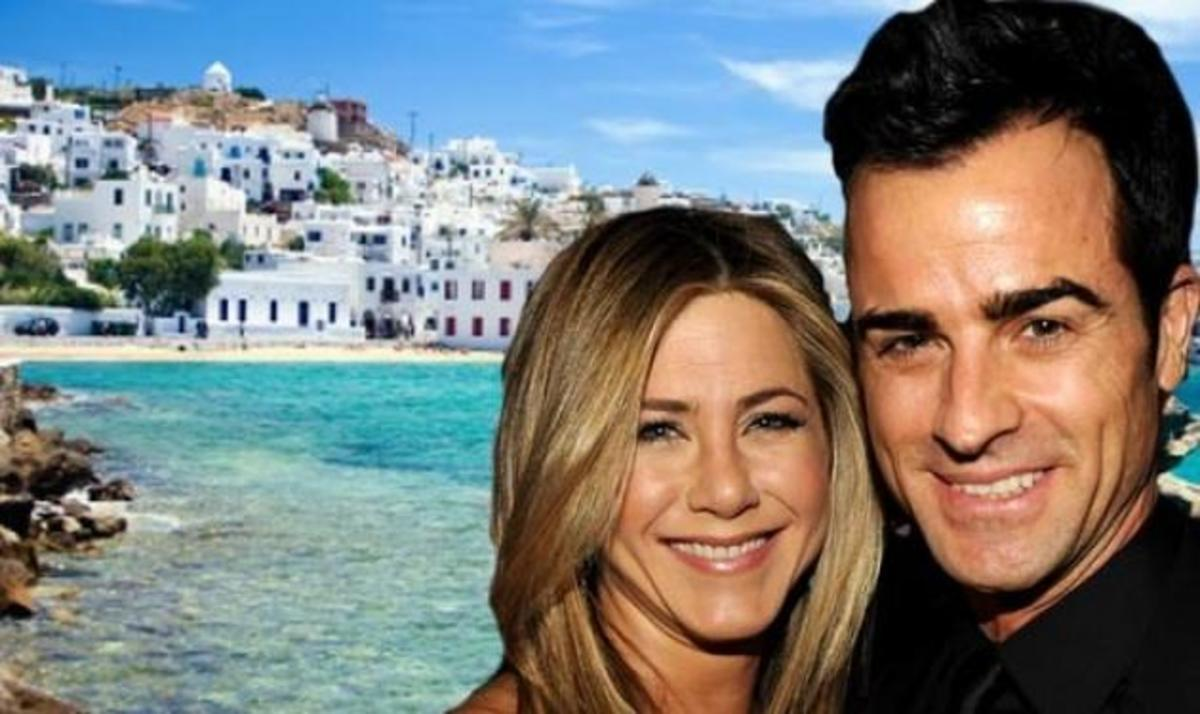 Jennifer Aniston: Τον Ιούλιο στην Κρήτη ο γάμος της! | Newsit.gr