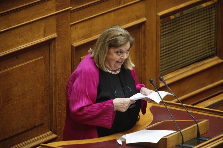 Έλσα Παπαδημητρίου: «Ίσως δώσω ψήφο εμπιστοσύνης στην κυβέρνηση»   Newsit.gr