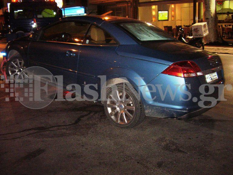 Βρέθηκε και το δεύτερο αυτοκίνητο από τη ληστεία στα ΕΛΤΑ Κισάμου | Newsit.gr