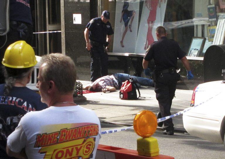 Απολυμένος σκόρπισε το θάνατο στην καρδιά της Νέας Υόρκης   Newsit.gr
