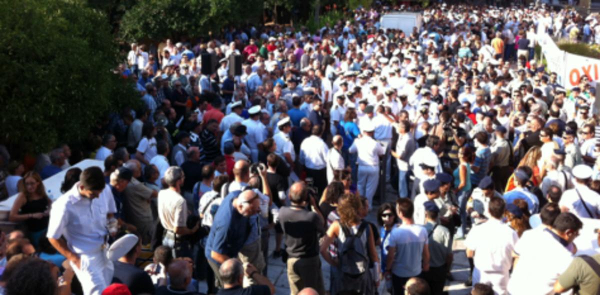 ΒΙΝΤΕΟ: «Η τρόϊκα αλωνίζει στο υπουργείο Άμυνας»!   Newsit.gr