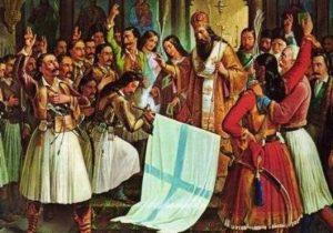 25 Μαρτίου 1821: Ο Θρύλος της Αγίας Λαύρας και ο Παλαιών Πατρών Γερμανός [pics]