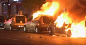 «Κάηκε» το Παρίσι! 29 συλλήψεις και 9 τραυματίες από τις διαδηλώσεις [pics, vid]