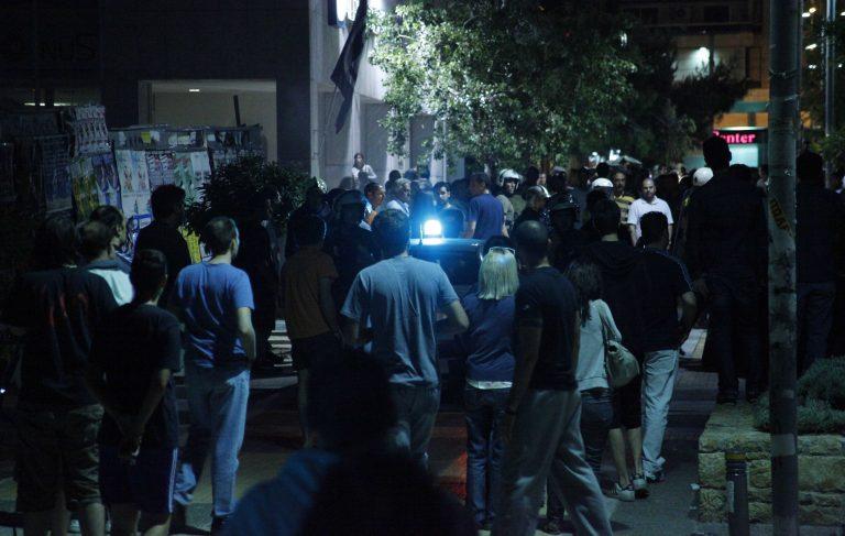 Για κακούργημα οι 8 συλληφθέντες στα χθεσινά επεισόδια | Newsit.gr