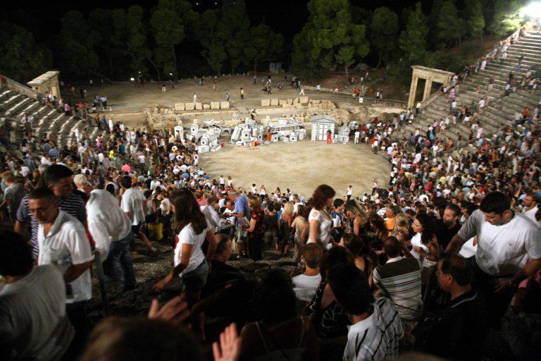 Κανονικά οι παραστάσεις του Εθνικού στην Επίδαυρο | Newsit.gr
