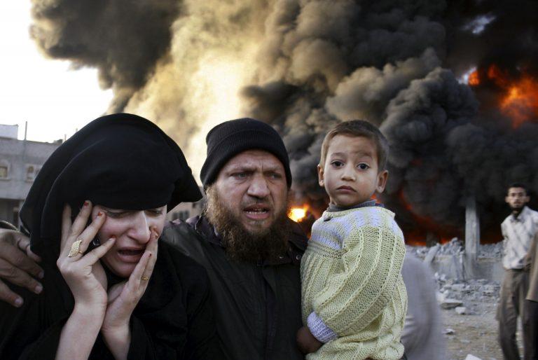 Φονική επιδρομή του Ισραήλ στην Λωρίδα | Newsit.gr