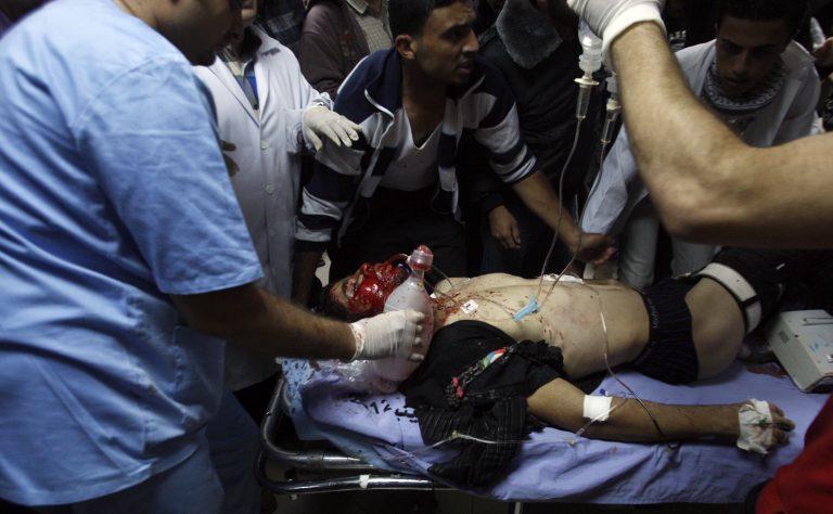 Το Ισραήλ προειδοποιεί με χερσαίες επιχειρήσεις στη Λωρίδα της Γάζας | Newsit.gr