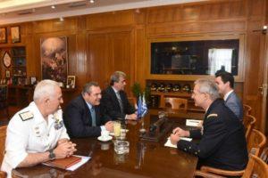 Επίσκεψη ΝΑΤΟϊκού Διοικητή SACT στο Πεντάγωνο – Τί συζητήθηκε