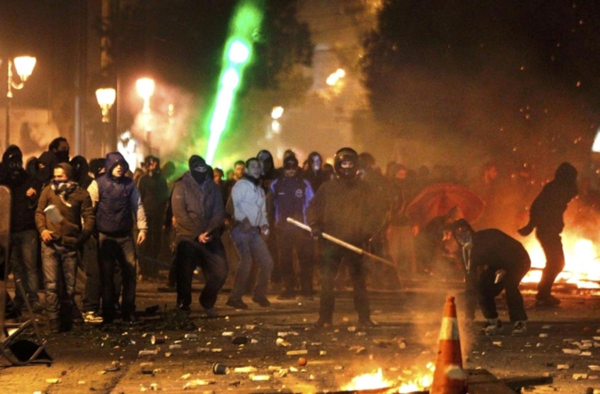 Αθήνα, καμένη πόλη: ο απολογισμός | Newsit.gr