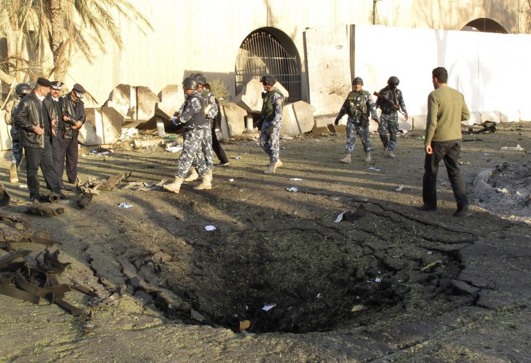Τουλάχιστον 36 νεκροί σε βομβιστική επίθεση στο Ιράκ | Newsit.gr