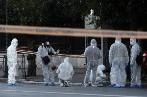 Επίθεση στην Γαλλική πρεσβεία: Αμυντικού τύπου η χειροβομβίδα! Σώθηκε από θαύμα ο ειδικός φρουρός