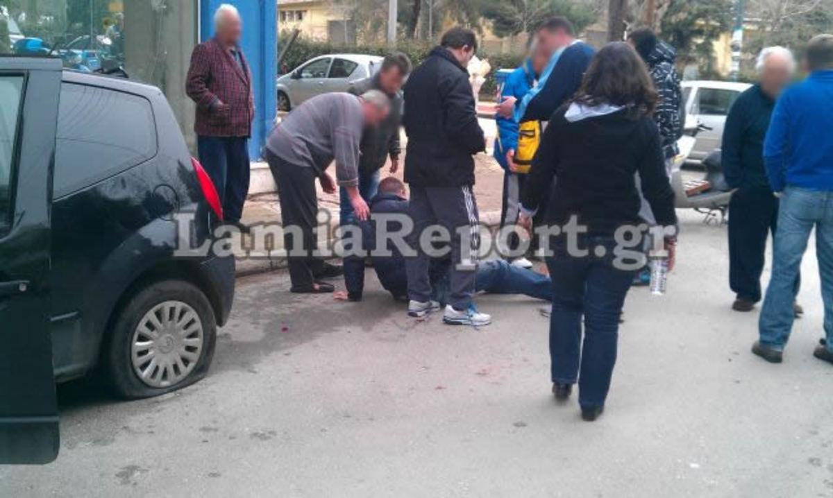 Ληστές πυροβολησαν εν ψυχρώ επιχειρηματία στη Λαμία! – ΒΙΝΤΕΟ η στιγμή της ληστείας! Συγκλονιστικές φωτογραφίες! | Newsit.gr