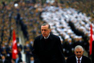 Ερντογάν: «Μπαινάκης… βγαινάκης» αν με λένε δικτάτορα!