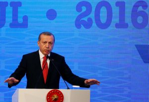 Ερντογάν: Το 'πε και το 'κανε! Αντίποινα στη Γερμανία!