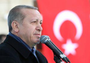 Παραλήρημα Ερντογάν: «Εμείς ρίξαμε τους Έλληνες στη θάλασσα»! [vids]