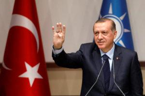 Ερντογάν: Απειλή πολέμου για τα πετρέλαια της Κύπρου!