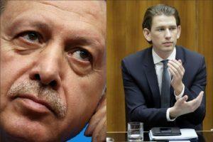 «Λάδι στη φωτιά» από την Αυστρία: Υποχρέωση μας να μην δεχτούμε τον Ερντογάν