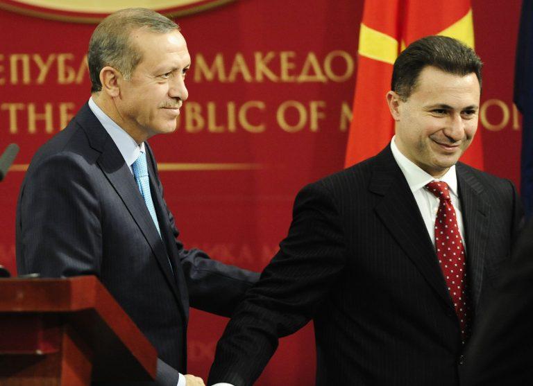 «Πόλεμο νεύρων» στην Ελλάδα κάνει ο Ερντογάν – Στηρίζει απόλυτα τα Σκόπια | Newsit.gr