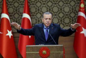 """Ερντογάν: """"Παραμένουμε σε κατάσταση έκτακτης ανάγκης"""""""